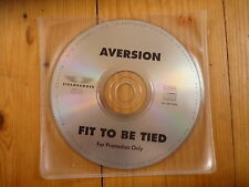 Aversion Fit To Be Tied / Steamhammer CD 1992