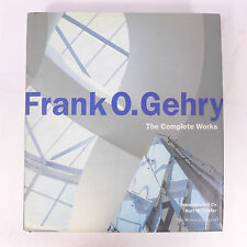 First Edition 1998 Frank O. Gehry The Complete Works Hardcover Book