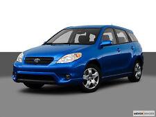 Toyota : Matrix Base Wagon 4-Door