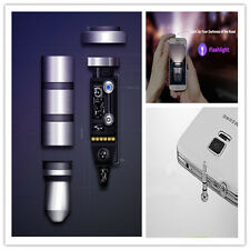 Quick Button Smart Phone Dust Plug for Andrews Cell Phone Headphone Jack 1pcs