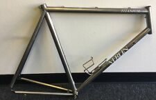 MERLIN TITANIUM FRAME 58 CM MERLIN BOTTOM BRACKET
