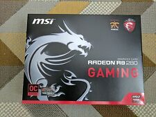 MSI Radeon R9 280 3GB GDDR5 Graphics Card OC Edition