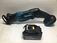 Makita XRJ01Z Compact Reciprocating Saw 18V LXT NEW Li-Ion Sawzall + (1) BL1840