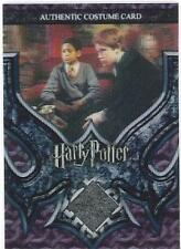 Harry Potter World in 3-D COS Gryffindor Students Costume C2 Card #301