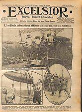 Australia Artillery British Army Self-propelled gun Bataille la Somme WWI 1916