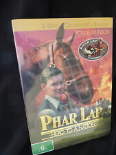 PHAR LAP Hero to a Nation DVD 2 Disc Collector's ed., 75th Anniversary Sealed BN