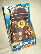 Doctor Who Light and Sound Electronic Soft Cuddly Dalek