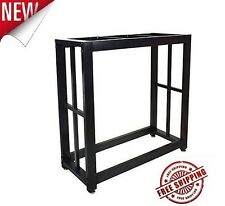 Tank Stand 29 Gallon Black,Aquarium Fish Solid Steel Welded Easy to Assemble New