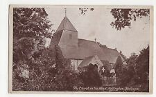 The Church In The Wood, Hollington, Hastings Postcard, A846
