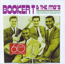 Booker T & The MG's : The Platinum Collection (CD)
