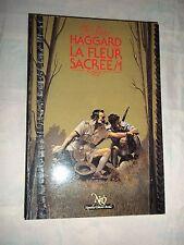 """""""LA FLEUR SACRée"""" H. R. HAGGARD (1983) EDIT. NEO - no 75"""