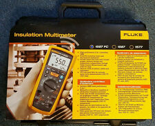 Fluke 1587 FC Insulation Multimeter  **New in Box**    MSRP $799