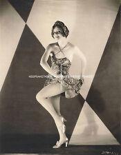 1920s-1960s ACTRESS NANCY CARROLL LIFTING HER SKIRT UPSKIRT LEGGY PHOTO A-NCAR