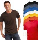 Hanes Herren T-shirt Einfarbig Baumwolle S-3XL Kein Logo Ausverkauf