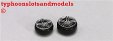 Kyosho DSlot43 Audi R8 - Wheel Set - 3010101 - New