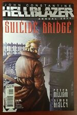 John Constantine: Hellblazer: Suicide Bridge Annual 2011 - NM/VF - Vertigo Comic