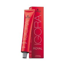 1 Tube of Schwarzkopf Igora Royal or Absolutes tint. Salon Highlighting colour