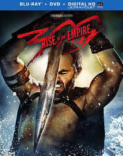 300: Rise of an Empire (Blu-ray/DVD, 2014, 2-Disc Set, Includes Digital Copy; Ul