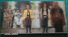 "Star Wars Topps 1996 3Di Widevision Card #63 ""Heroes of the Rebellion!"""