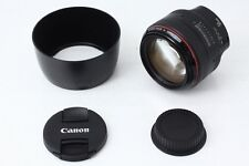 C013-558**Mint++**CANON EF 50mm F1.0  From Japan