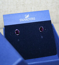 Genuine Authentic Swarovski Bis Pierced Earrings 5089445