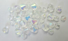 35 Pieces Glass Bicone Crystal AB Glass Beads Beading Bead & Jewellery TAR208