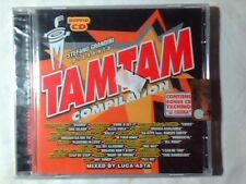 2CD Tam tam compilation GIGI D'AGOSTINO ROBY ROSSINI DJ ROSS SIGILLATO SEALED