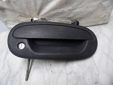 OEM 1997 Ford Expedition Black Passengers Front Exterior Door Handle Assembly AT