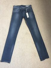 Women's Diesel Grupee 0667P Super Skinny Low  Stretch Jeans W25 L32 BNWT (906)