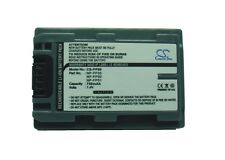 7.4V battery for Sony NP-FP51, DCR-HC65, NP-FP50, NP-FP30, DCR-DVD92E, DCR-HC40E