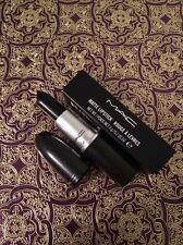 Mac Hautecore Matte Lipstick Bnib 100% Auth LE Global Shipping true Black Color