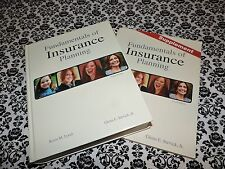 Fundamentals of Insurance Planning 4th Ed. 2011 Stevick 1582930562 + Supplement