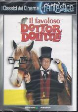 Dvd video **IL FAVOLOSO DOTTOR DOLITTLE** nuovo sigillato 1967