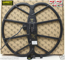 "New NEL BIG 15""x17"" DD coil for Garrett ACE 150/250/350/Euro + coil cover + bolt"
