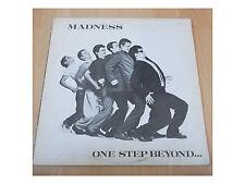 Madness - One Step Beyond - LP OIS  UK 1st Press
