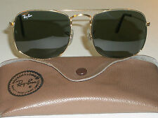 52[]21mm VINTAGE B&L RAY BAN ARISTA G15 UV GP CARAVAN SERIES AVIATOR SUNGLASSES