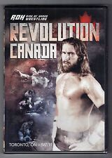 Ring of Honor Wrestling - Revolution Canada - Toronto, ON - 5/7/11