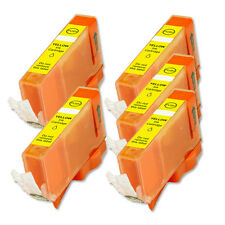 5 YELLOW Ink Cartridge for Canon Printer CLI-221Y MP560 MP620 MP640 iP4700