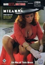 Dvd MIRANDA - (1985) - Tinto Brass (DIRECTOR'S CUT Edz Integrale)   ......NUOVO