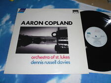 Aaron Copland - Orchestra Of St. Luke's, ‎– Music For The Theatre etc USA LP