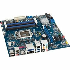 Intel Original Desktop Mother Board DH77EB, LGA 1155 Socket
