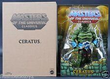 2015 MOTU Ceratus MOTUC Masters of the Universe Classics MOC