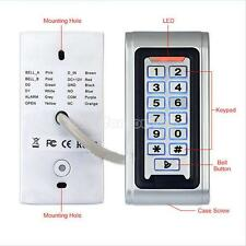 Metal Password Keypad RFID Card Door Access Control Controller Non Waterproof