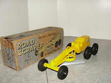 VIntage Hubley Road Grader Scraper in the Box