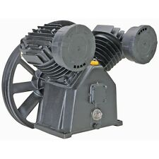 145 PSI TWIN CYLINDER AIR COMPRESSOR PUMP for 5 HP MOTOR  free fedex lower 48 st