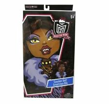 MONSTER HIGH CLAWDEEN WOLF GROWLICIOUS WIG COSTUME DRESS UP ACCESSORY NEW IN BOX