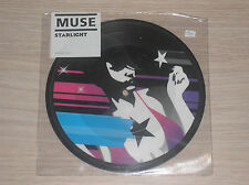 "MUSE - STARLIGHT - 45 GIRI 7"" PICTURE DISC"