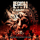 Legion of the Damned - Descent into Chaos + 3 bonus tracks JAPAN Edition