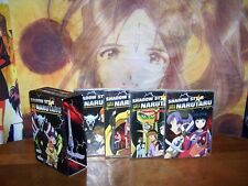 Shadow Star Narutaru Vol 1,2,3,4 Complete Collection NEW - Over Stock Anime DVD