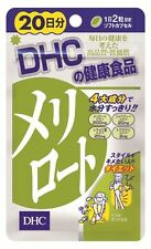 F/S DHC melilot reducing water with 4 ingredients supplement 40tablets 20days